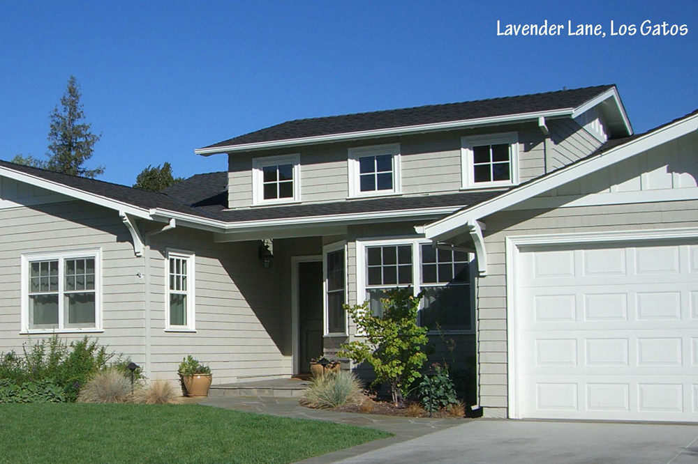 Lavender Lane Los Gatos MVArchitect
