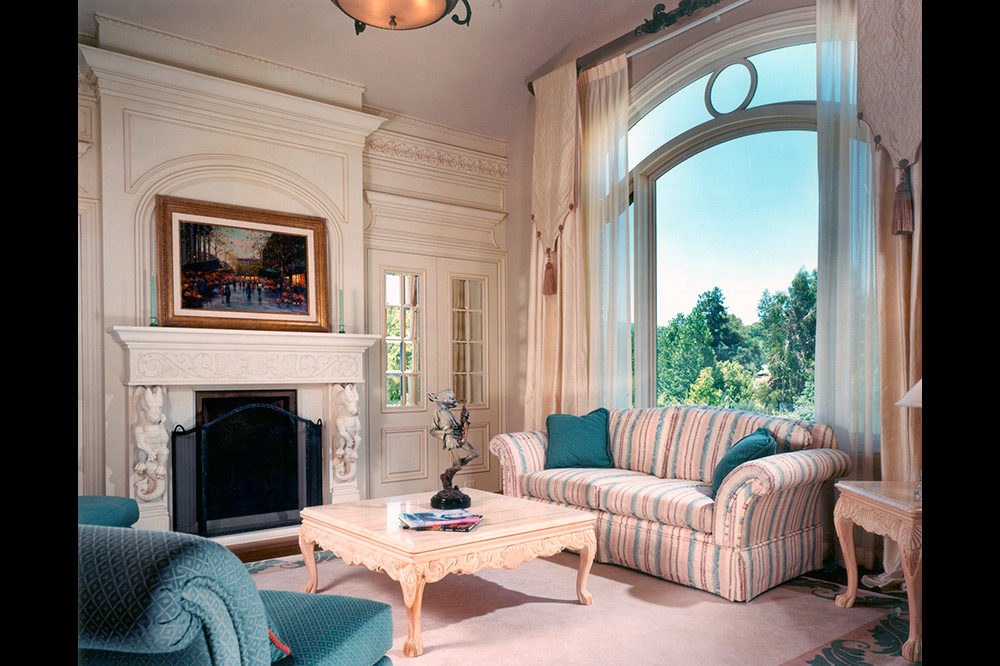 French Chateau Style 5