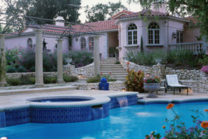 Pool House Style 1