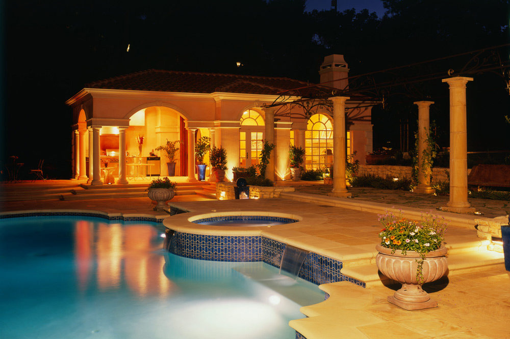 Pool House Style 2